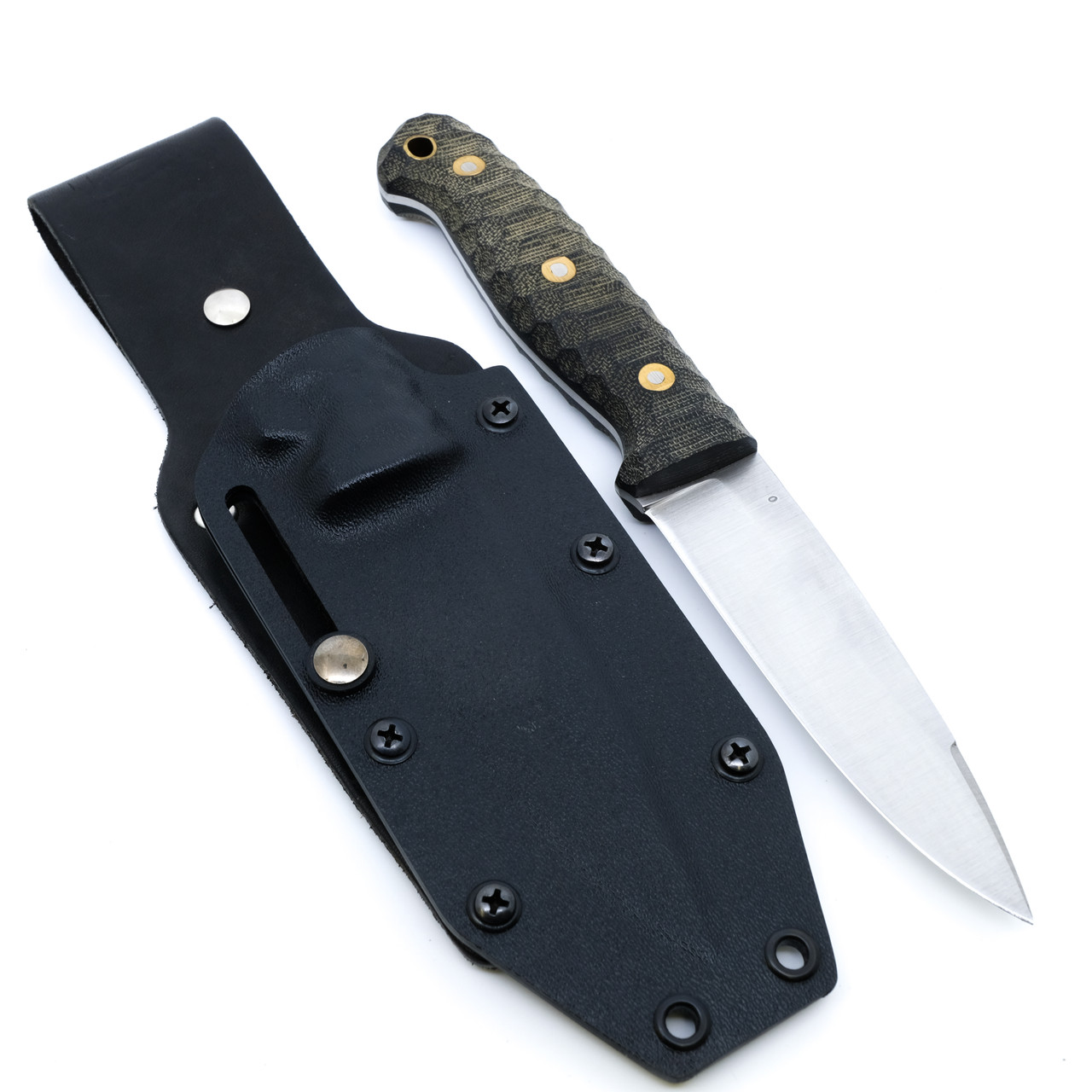 LT Wright GNS 01 Saber False Edge Black Mountain