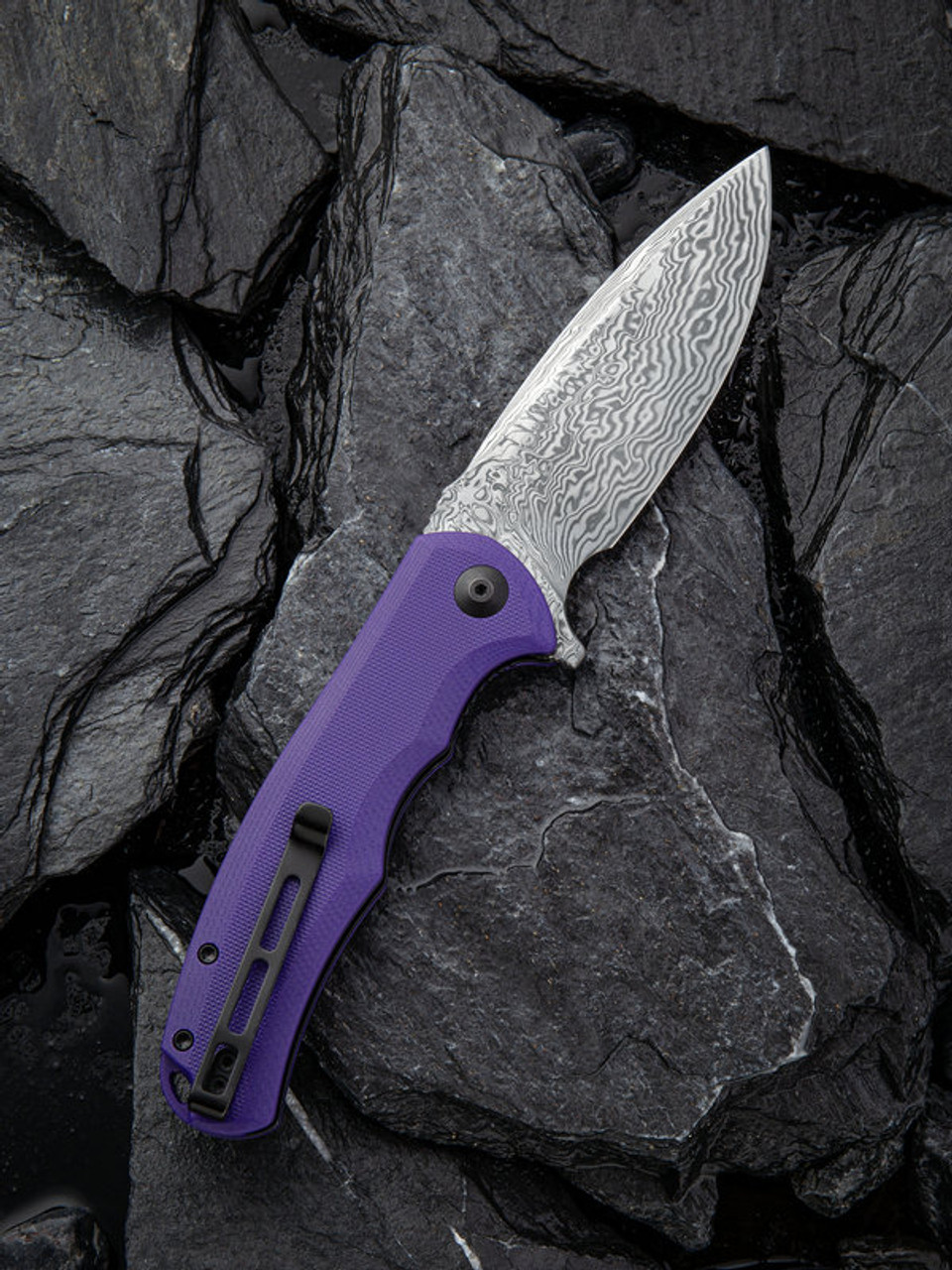 Civivi C803DS2 Praxis Purple