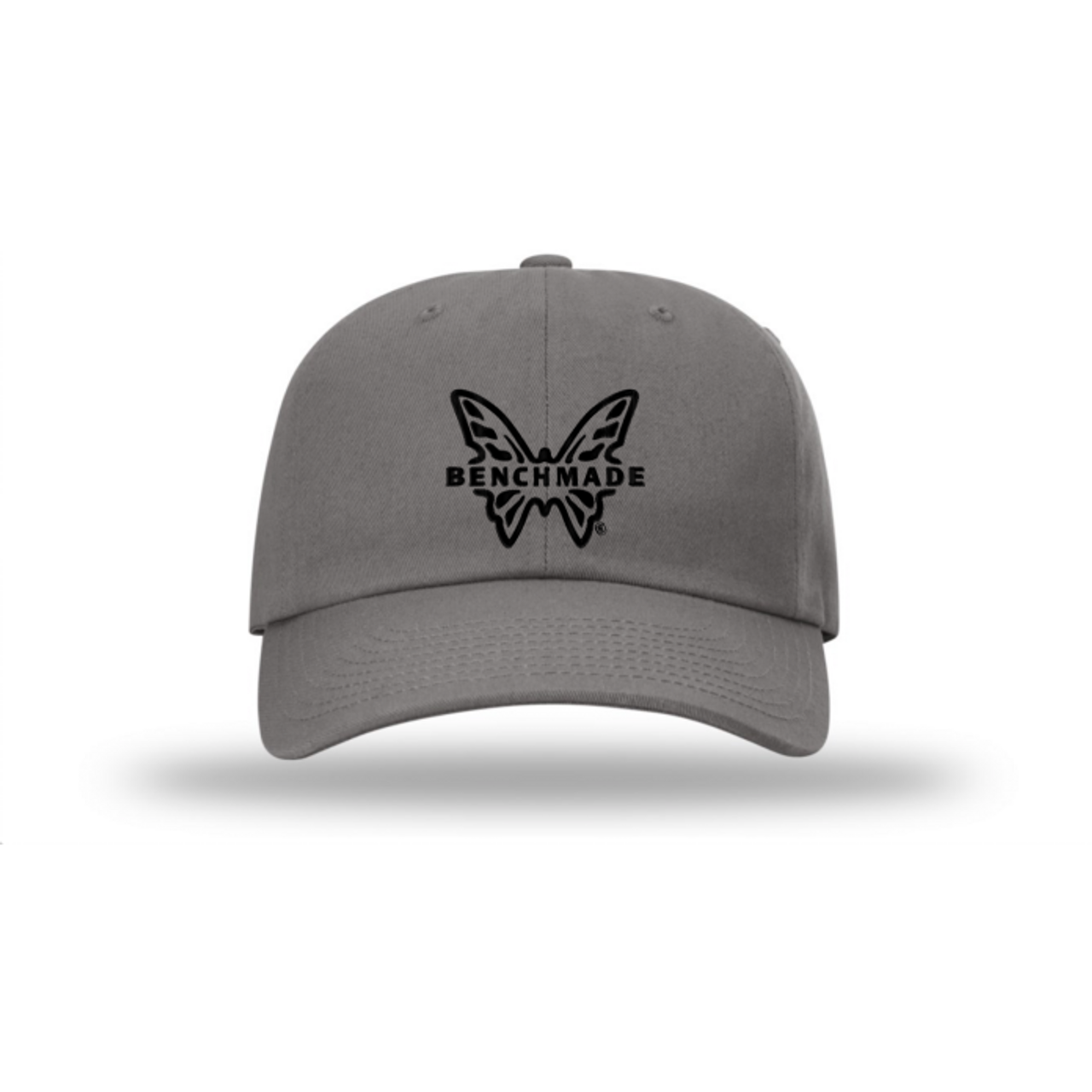 Benchmade Favorite Dad Hat, Charcoal