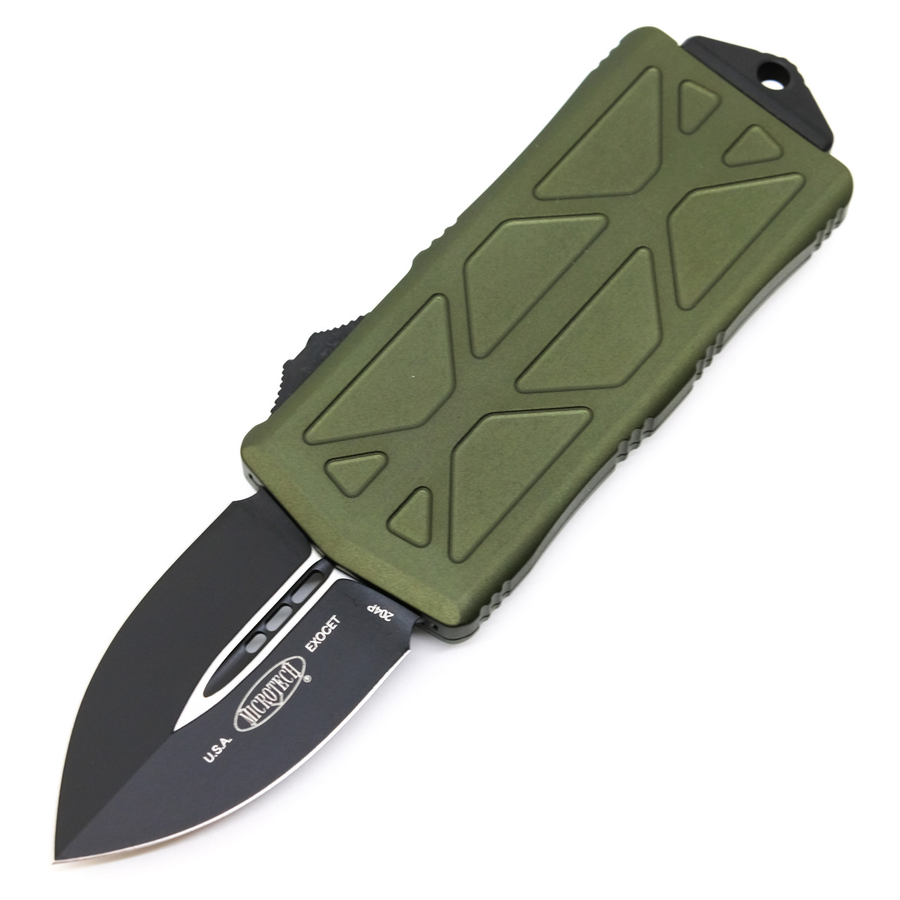Microtech 157-1 OD Green Exocet Standard