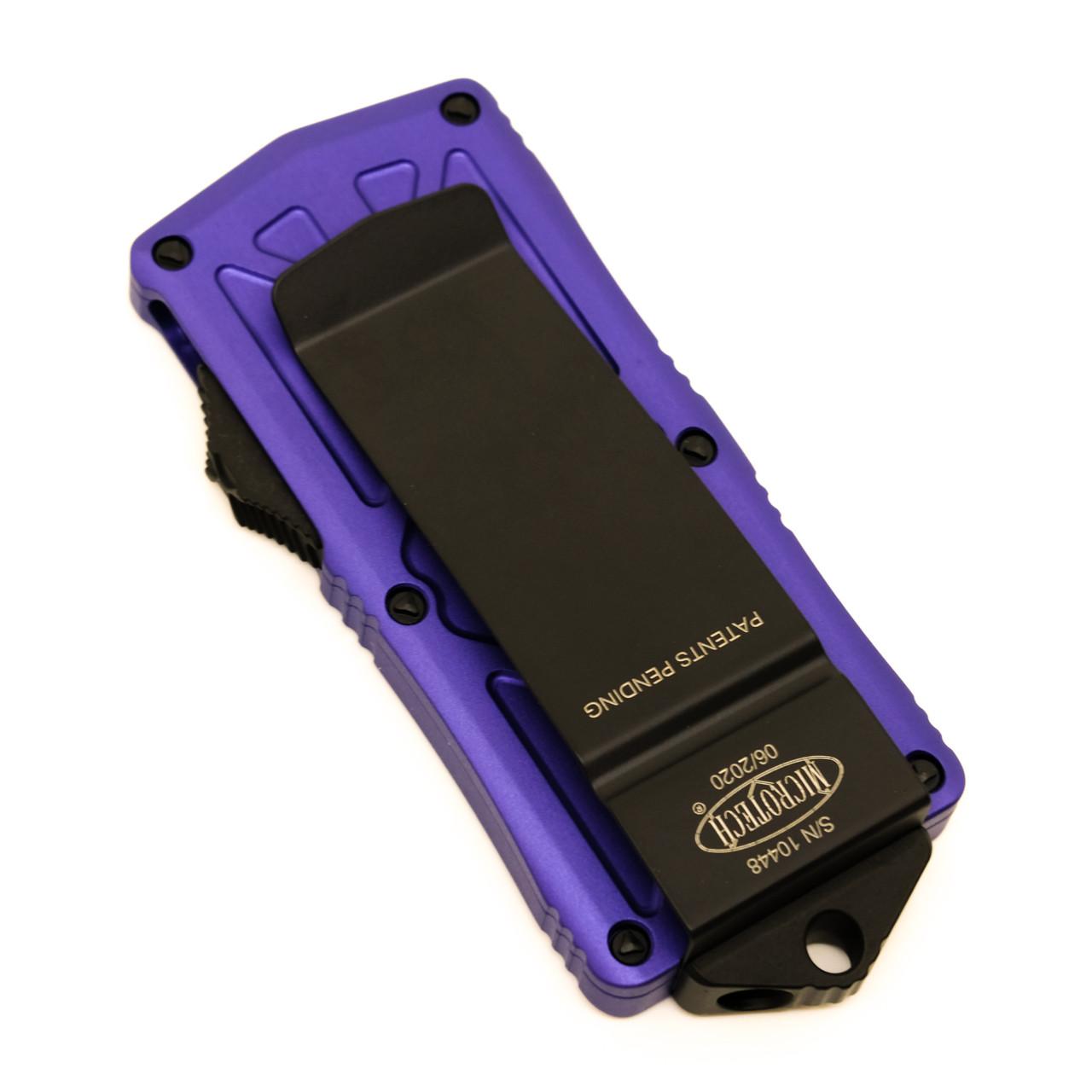 Microtech 157-1 PU Exocet Purple
