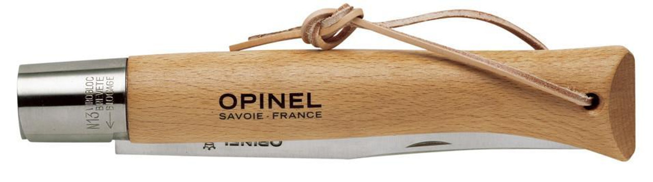 """Opinel No.13 """"Giant"""" Stainless Steel"""