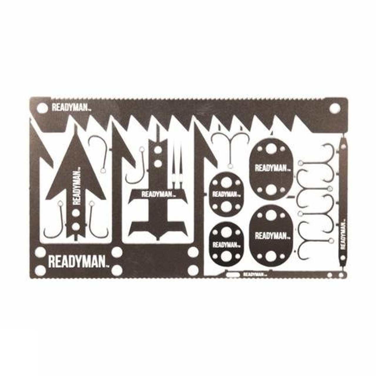 Readyman Enhanced Wilderness Survival Card