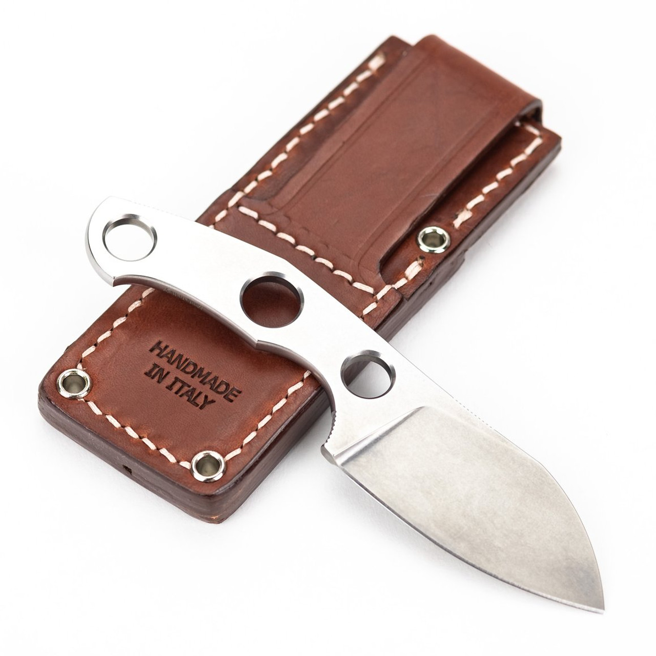 Giant Mouse GMF1-P Fixed Blade N690