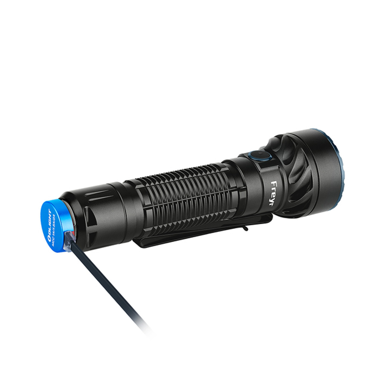 Olight Freyr Black (Red, Green, and Blue Lights)