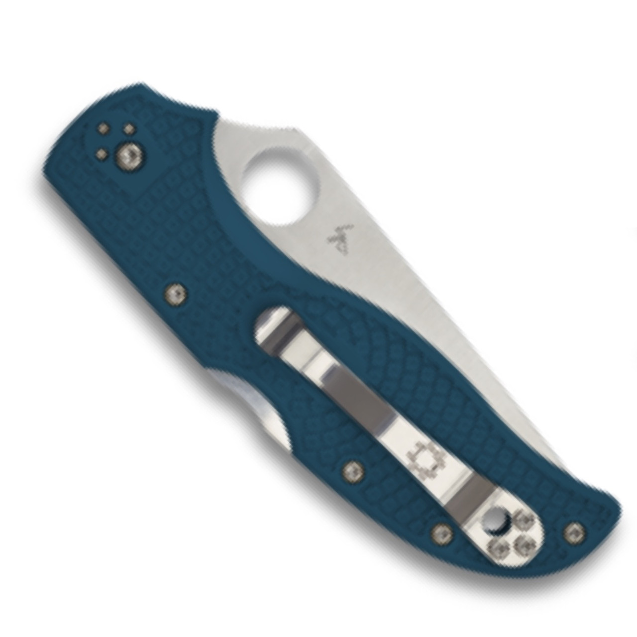 Spyderco C90FP2K390 Stretch 2 K390, Blue FRN