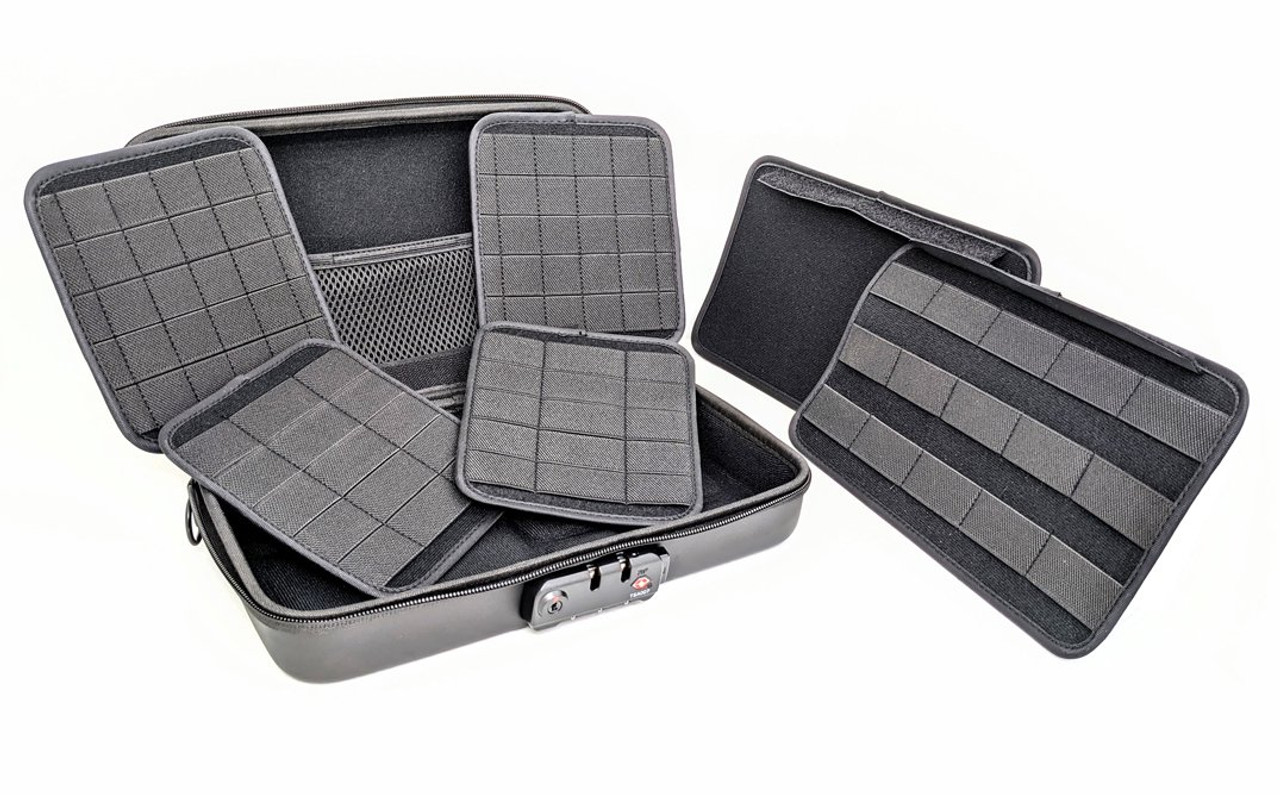 Vault Secure Knife Case - Carbon Fiber