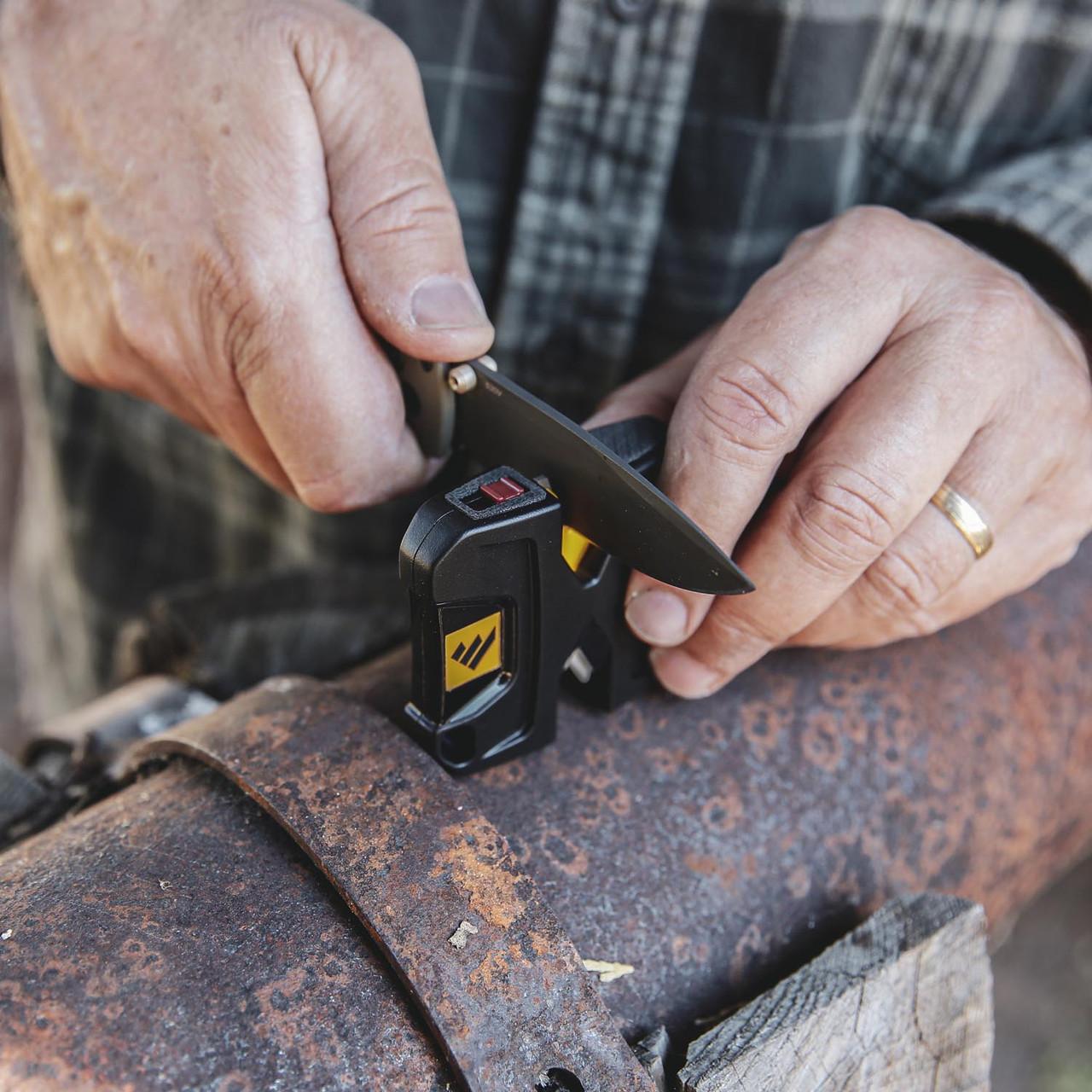 Work Sharp Pivot Knife Sharpener
