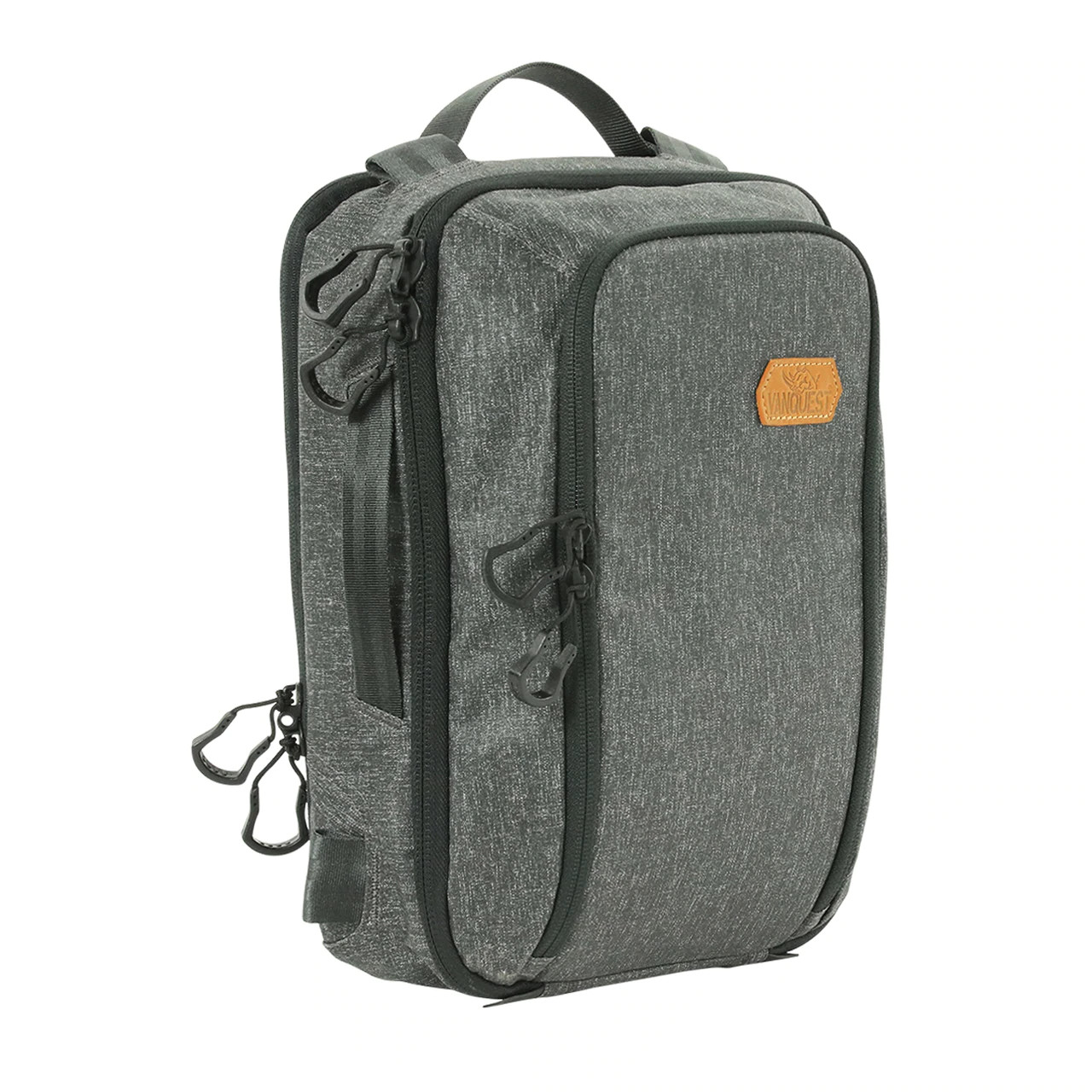 Vanquest CARBIDE-8 Convertable Sling Backpack Shadow Gray (8 Liters)
