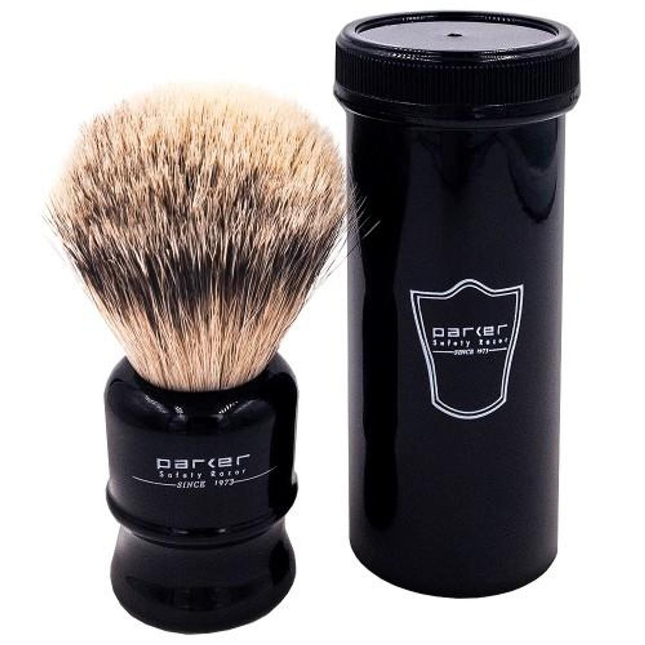 Parker Travel Brush Black