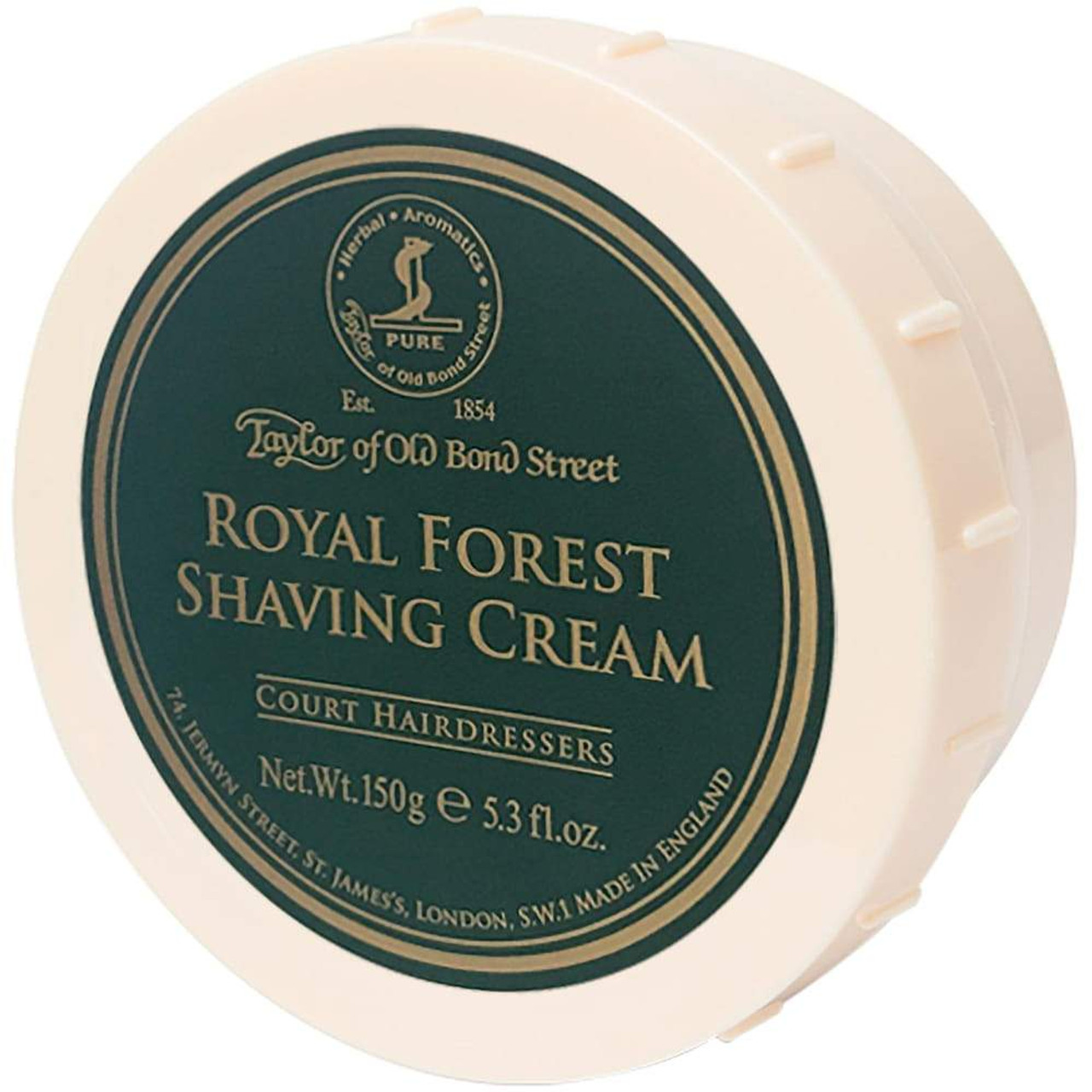 TOOB Royal Forest Shave Cream 5.3oz