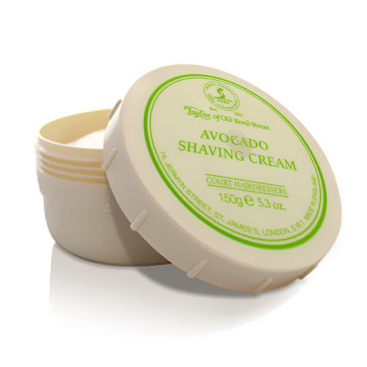 TOOB Avocado Shave Cream 5.3oz