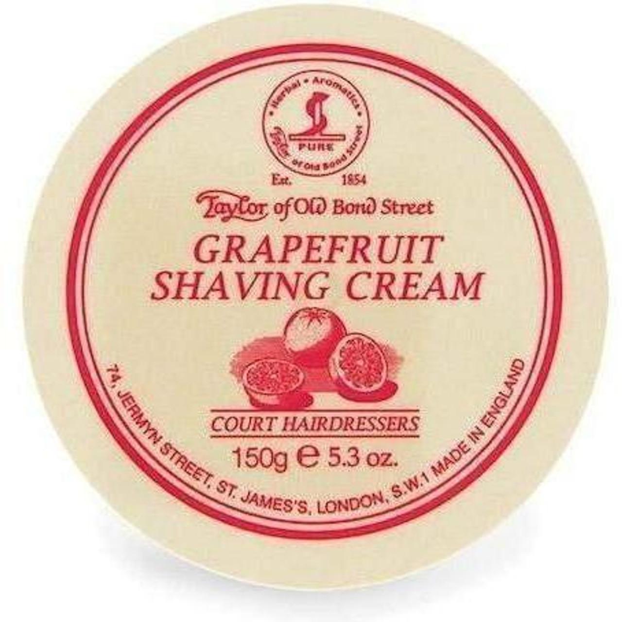 TOOB Grapefruit Shave Cream 5.3oz
