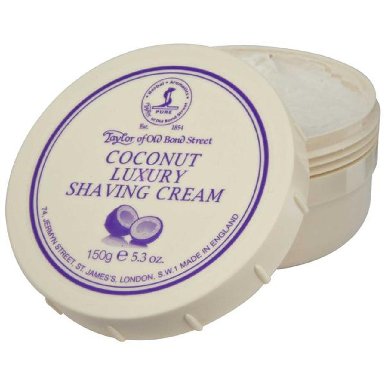 TOOB Coconut Shave Cream 5.3oz