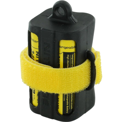 Nitecore NBM40 Battery Holder Black