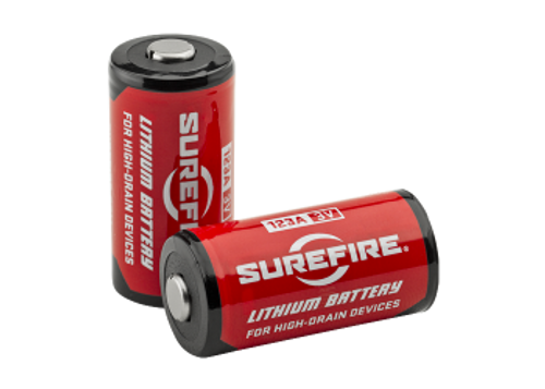 SureFire CR123A 12pk Battery