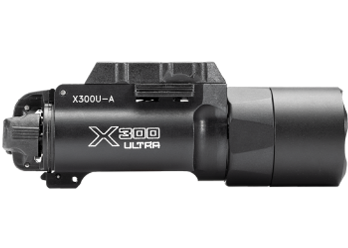 SureFire X300U-A Weaponlight Black