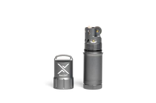 Exotac titanLIGHT - Gunmetal Aluminum