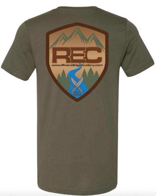 REC Shirt ~ Large