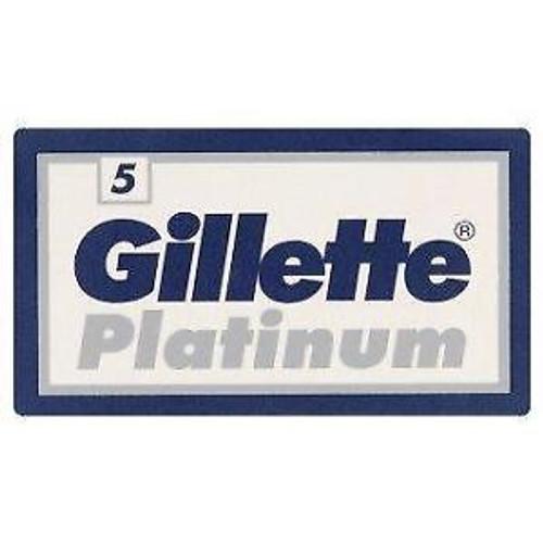 Gillette Platinum 5pk