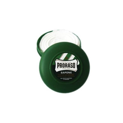 Proraso Green Tub Shave Soap