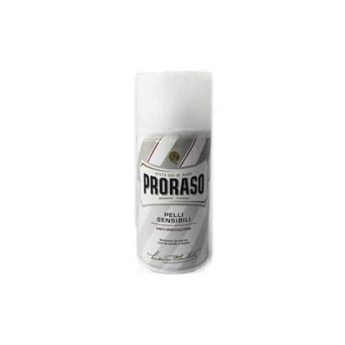 Proraso Shaving Foam Can White 300ml