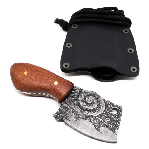 Amoebadesigns Cleaver, Quina wood