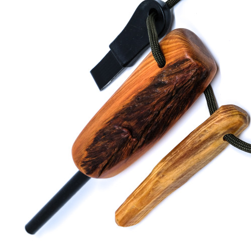 """Fatwood Fire Steels 5/16"""" Assorted Colors"""