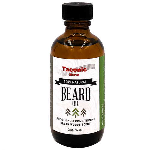 Taconic Beard Oil 2oz - Urban Woods