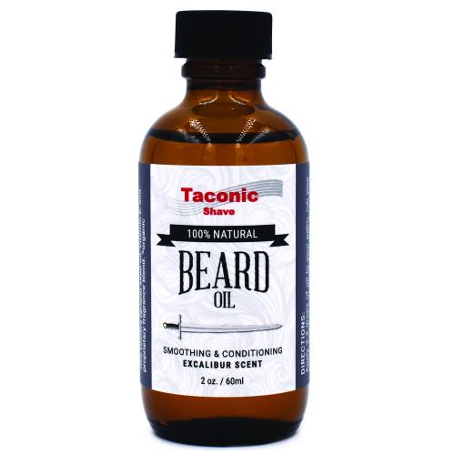 Taconic Beard Oil 2oz Excalibur