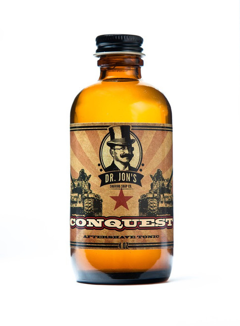 Dr. Jon's Conquest Aftershave 4oz