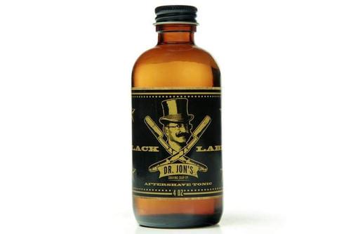 Dr. Jon's Black Label Aftershave 4oz