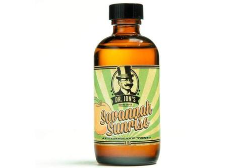 Dr. Jon's Savannah Sunrise Aftershave 4oz