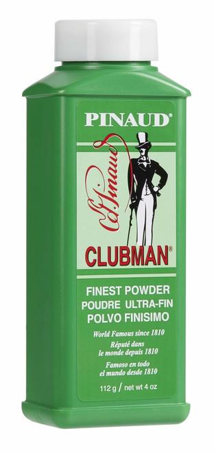 Clubman White Powder 4oz
