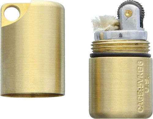 Maratac Rev 2 Small Brass Lighter
