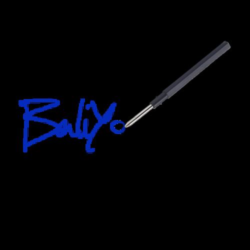 Spyderco BaliYo Pen Ink Refill Blue