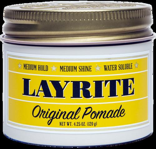 Layrite Pomade Original 4oz