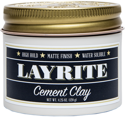 Layrite Pomade Cement 4oz
