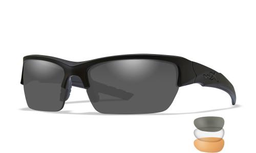 WX CHVAL06 Valor Grey/ Clear/ Rust/ Matte Black Frame