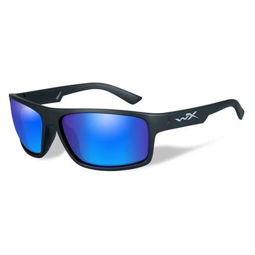 WX ACPEA09 Peak POL Blue Mirror Lens/Matte Black Frame