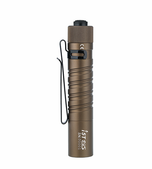 Olight I5T-EOS ~ Desert Tan *Limited Edition*