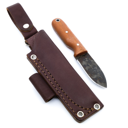 LT Wright Bushbaby HC1075 Natural Micarta