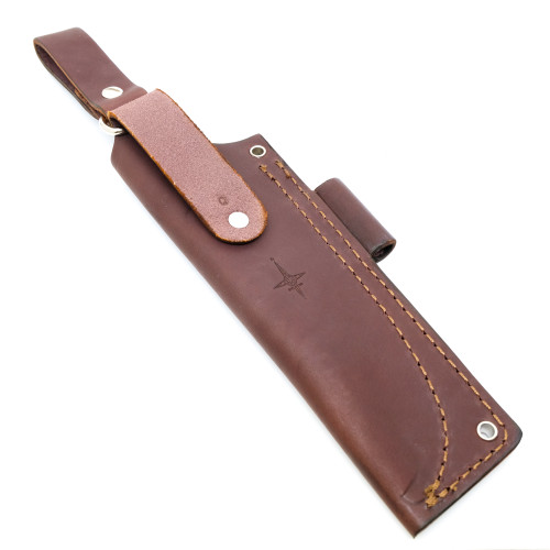 JRE Model Q Sheath Brown FSLD