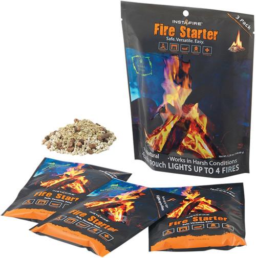 InstaFire Fire Starter 3pk