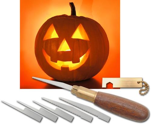 WC Pro Pumpkin Carving Tool Set