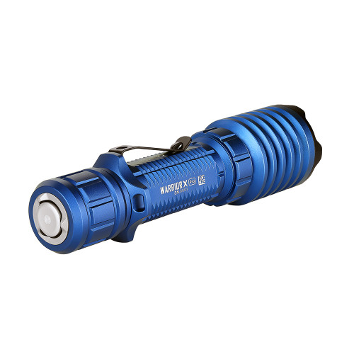 Olight Warrior X PRO *Limited Edition* Blue