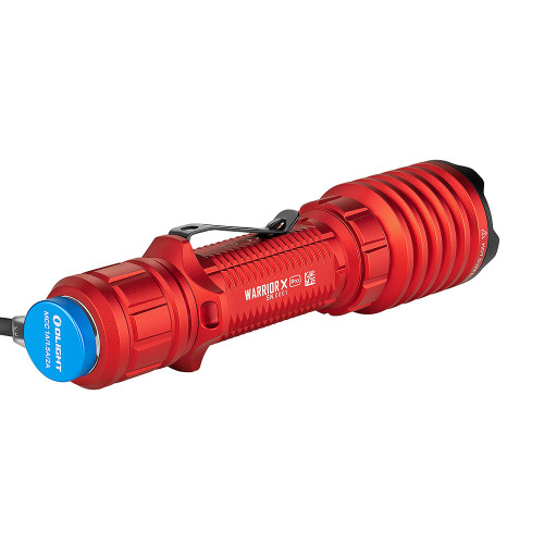 Olight Warrior X PRO *Limited Edition* Red