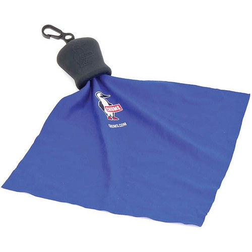 Chums Microfiber Cleaning Cloth & Pouch