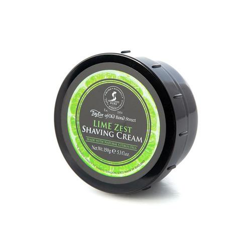 Taylor of Old Bond St Lime Zest Shave Cream 5.3oz