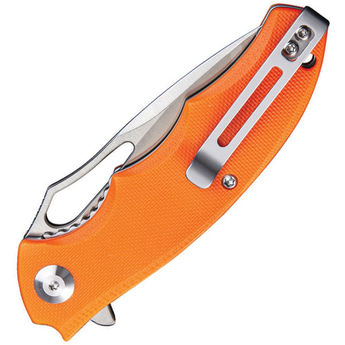 Civivi C910B Little Fiend Orange G10